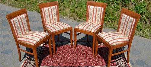 Stühle-Replika - Antiquitäten und Möbelbau