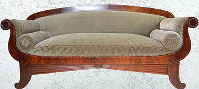 Biedermeier Sofa zum Verkauf